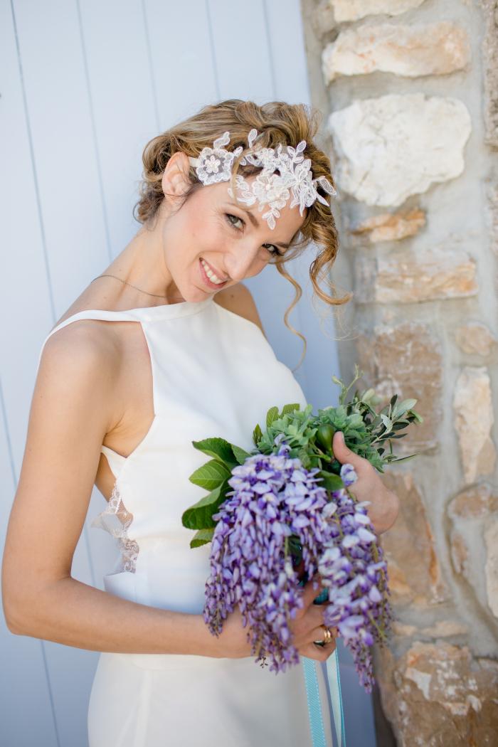 Foto: Wedding Memories Kroatien Love hochzeit styling by Zuzanna Grabias hair and makeup hajs-ajs