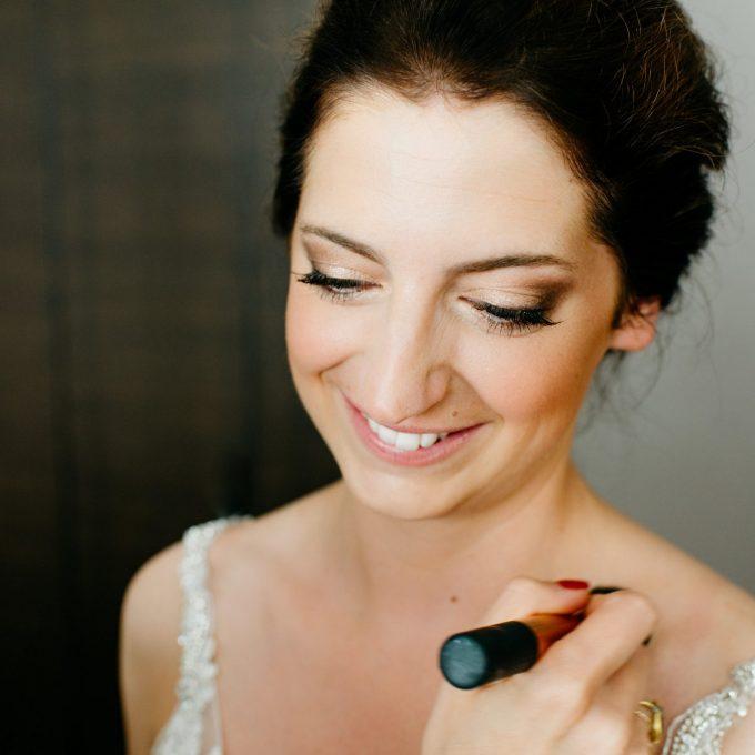 Foto: Monika Schweighardt Susanne & Markus wedding make-up & styling Zuzanna Grabias hajs-ajs München