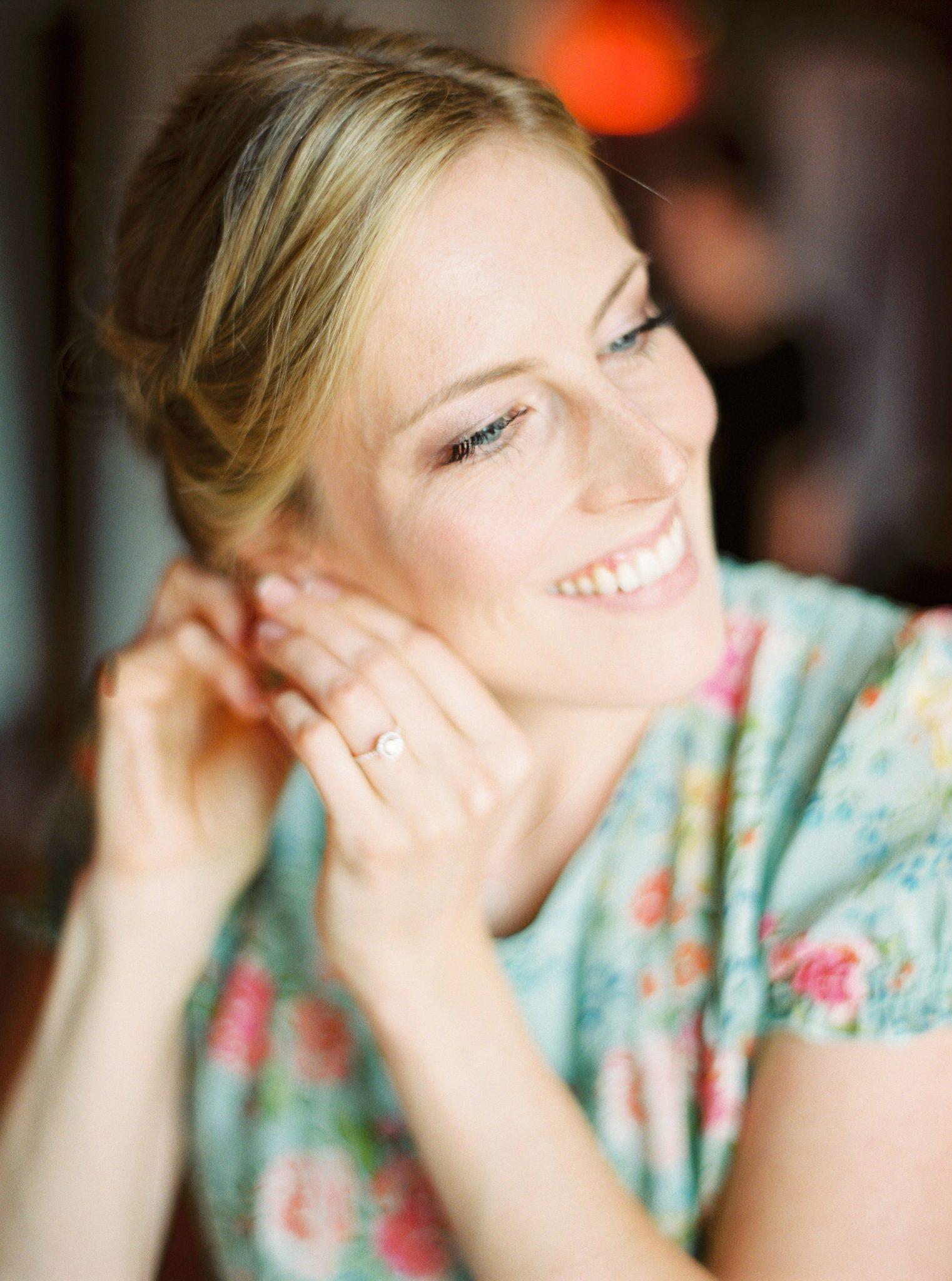 Foto: Birgit Hart Hochzeit Styling Haare Make-up Munich wedding hair makeup getting ready