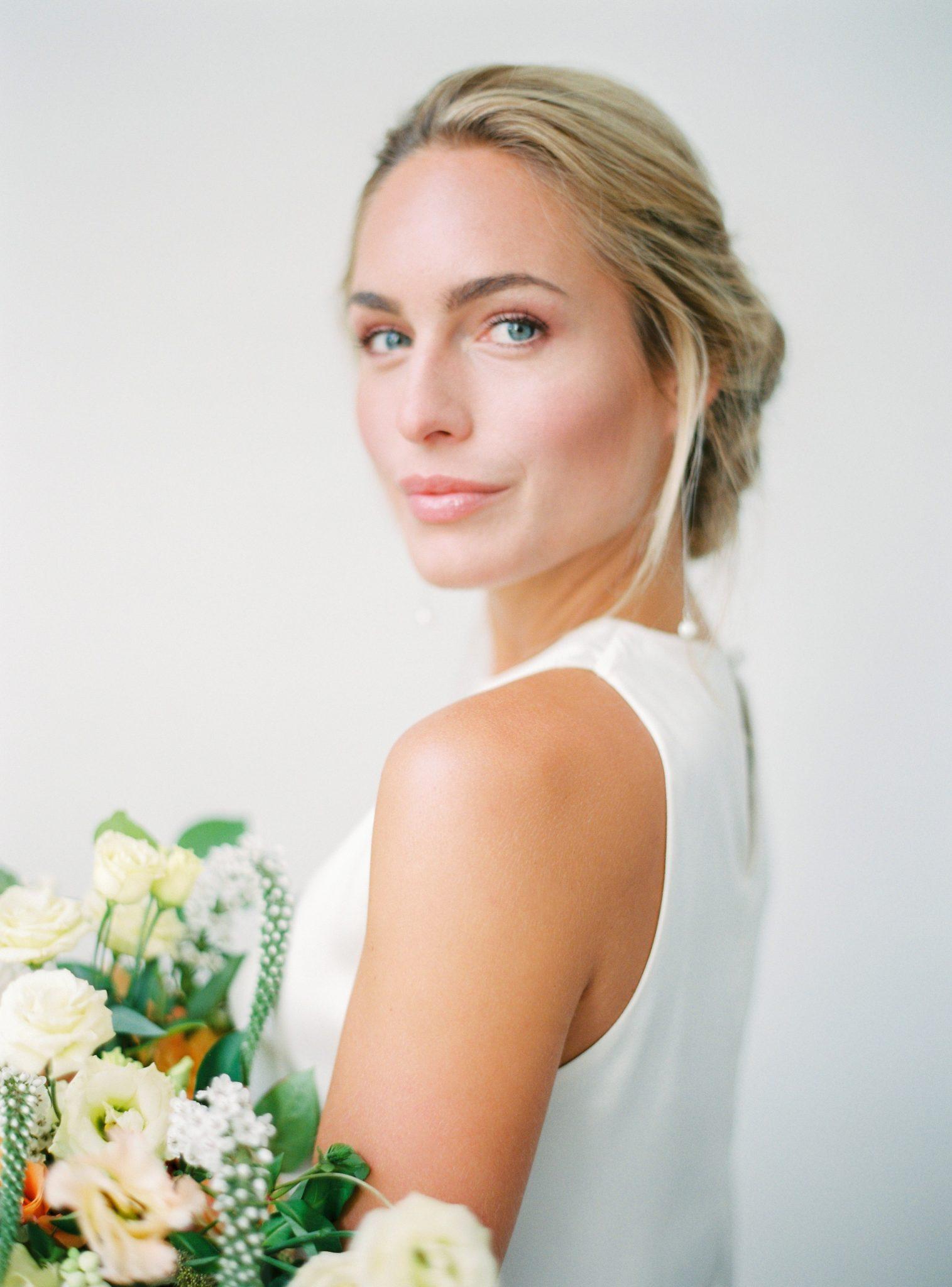 Foto: KatjaScherle Hochzeit Make-up Haare Styling wedding Stylist