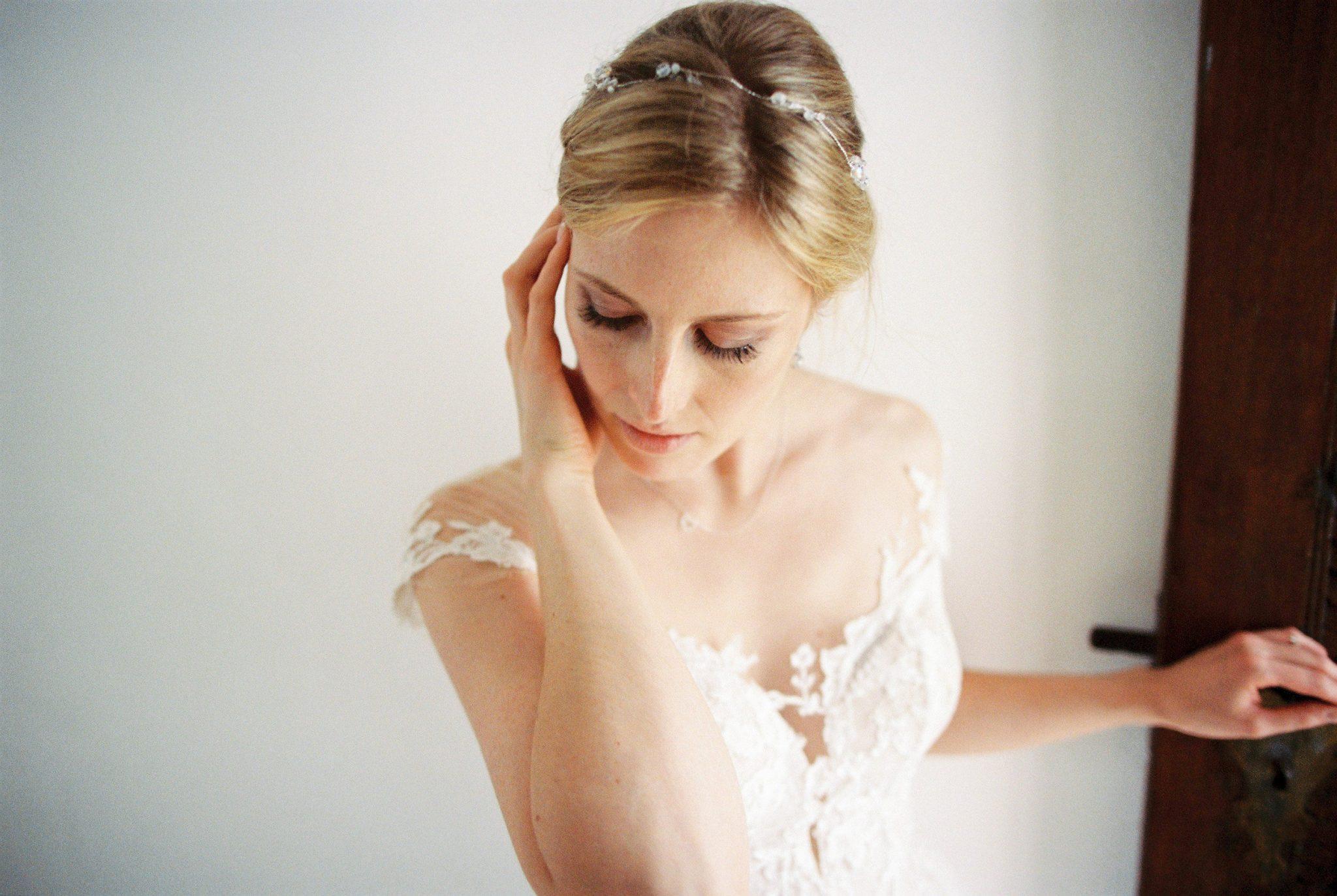 Foto: Birgit Hart Hochzeit Styling Haare Make-up Munich wedding hair makeup bridal