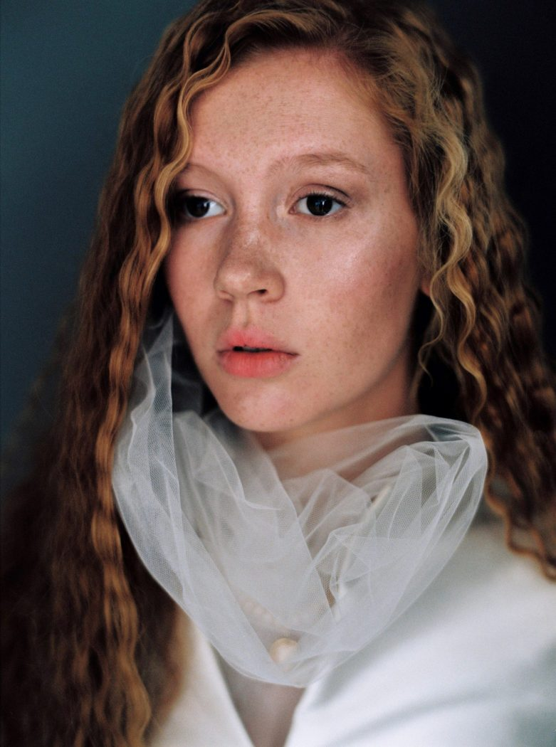 Foto: Birgit Hart photoshooting Alte Meister styling by Zuzanna Grabias hair and makeup hajs-ajs München