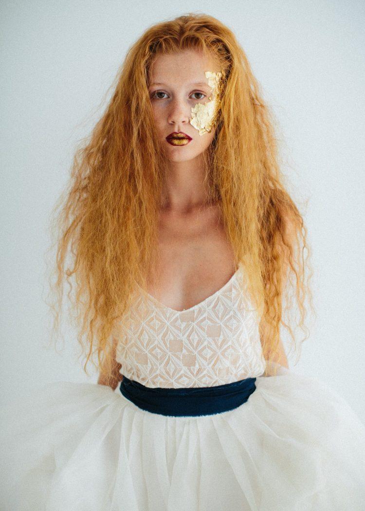 Foto: Birgit Hart Alte Meister photoshooting styling by Zuzanna Grabias hair and makeup hajs-ajs