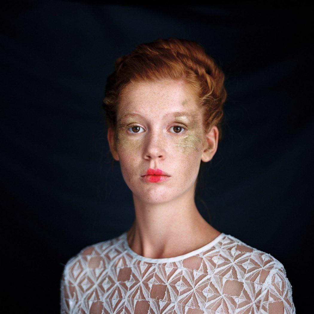 Foto: Birgit Hart Alte Meister photoshooting hair styling and makeup by Zuzanna Grabias hajs-ajs