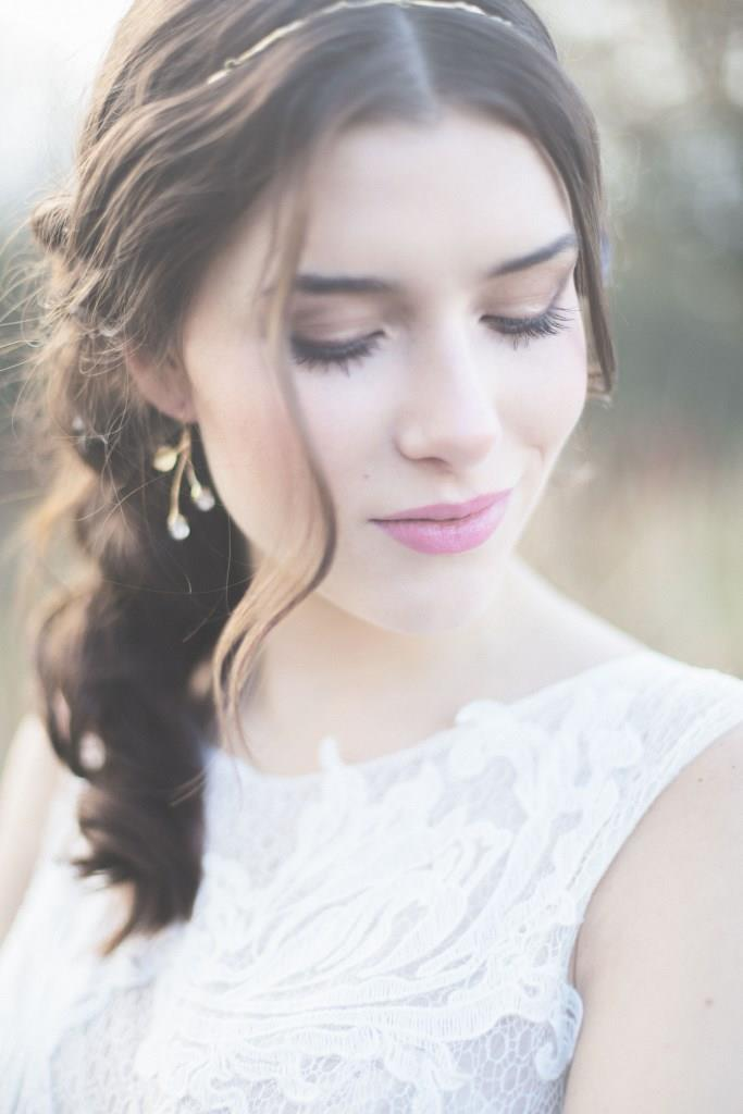 Natur Love wedding hair and makeup by Zuzanna Grabias hajs-ajs