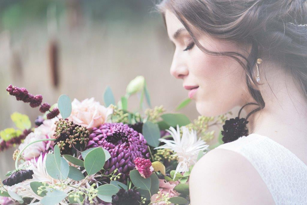 Natur Love wedding styling by Zuzanna Grabias hair and makeup hajs-ajs München