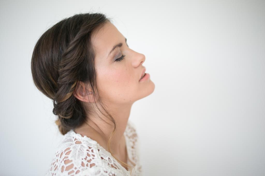 Zuzanna Grabias hajs-ajs Wedding Hair Makeup Sabrina