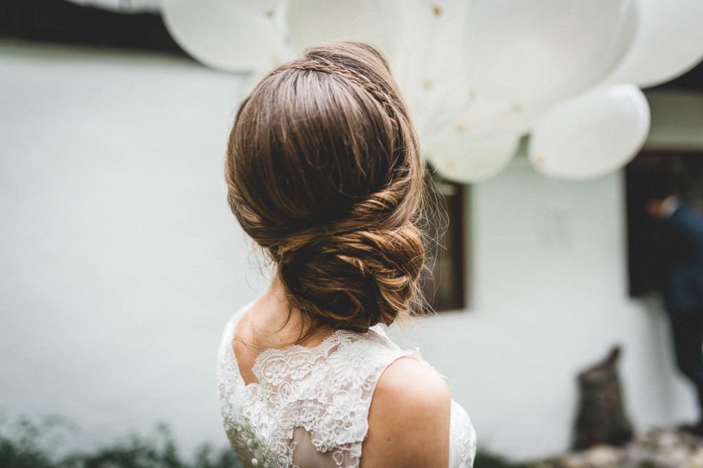 Wedding von Amelie Hair Styling by Zuzanna Grabias hajs-ajs