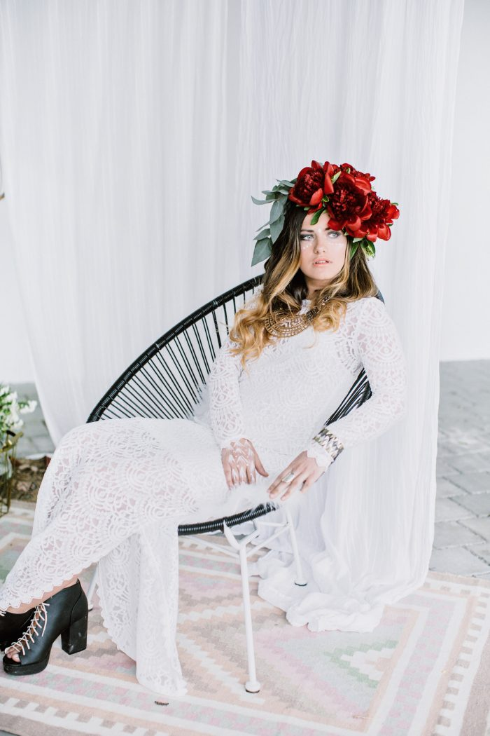 Roksana hair styling and makeup Zuzanna Grabias